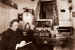 Marconi Room - RMS Olympic